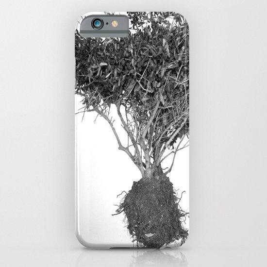 Floating Shrubbery iPhone & iPod Case