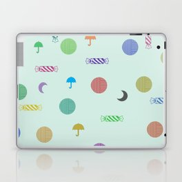 Pictoric Aqua Laptop & iPad Skin