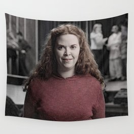 Regina George Punched Me in the Face - Mean Girls Wall Tapestry