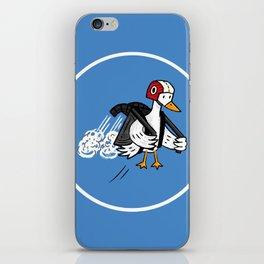 Jet Duck iPhone Skin
