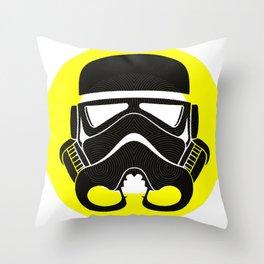 Trooper #M55 Throw Pillow