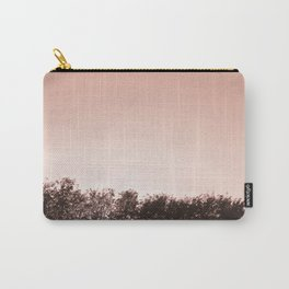 Blush pinky sky Carry-All Pouch