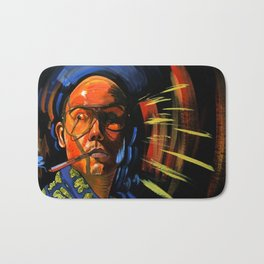 Bat Country Bath Mat