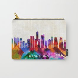 Kaohsiung City Skyline Carry-All Pouch