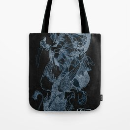 'The Slayer' by Kevin C. Steele Tote Bag