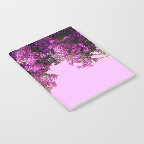 BOUGAINVILLEA (flowers collection) Notebook