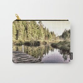 Reflective Passage Carry-All Pouch