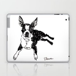 Holly Goes to Malaga Laptop & iPad Skin