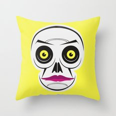 Ho una brutta cera... Throw Pillow