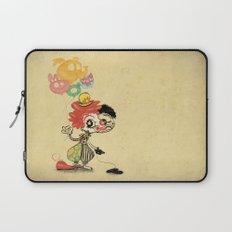 The Clown / Balloons / Facade Laptop Sleeve