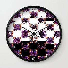 Bi face Wall Clock