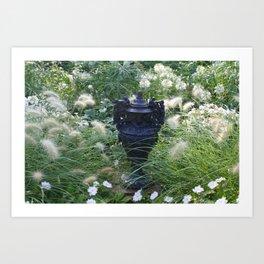Munsinger Gardens Three Art Print