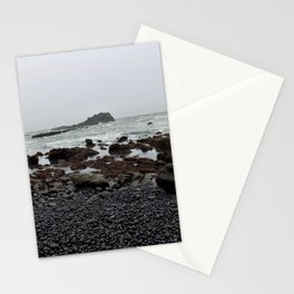 Gray Getaway Stationery Cards