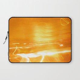 Yellow Lights Laptop Sleeve