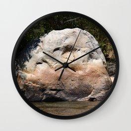 Rock (Alien) 20180712 195815 Wall Clock