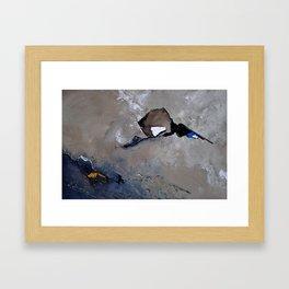 abstract 96312082 Framed Art Print