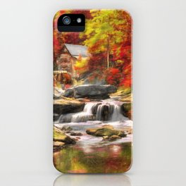 Babcock Mill iPhone Case