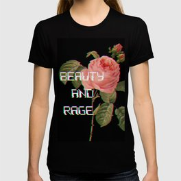 Beauty And Rage T-shirt
