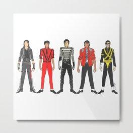 Jackson Five Metal Print
