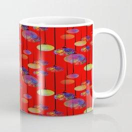 Christmas Frills Coffee Mug