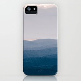 North Georgia Mountains 8 iPhone Case