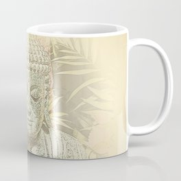 Find Your Bliss {Antique Inspired} Buddha Print Coffee Mug