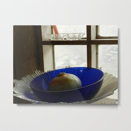 Early Morning Still Life  Metal Print