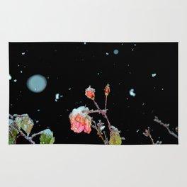 Falling Roses Rug