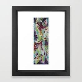 Forrest Wandering Framed Art Print