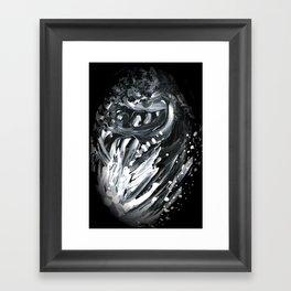 Wavves Framed Art Print