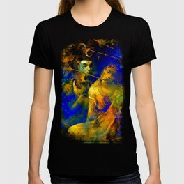 Shiva The Auspicious One - The Hindu God T-shirt