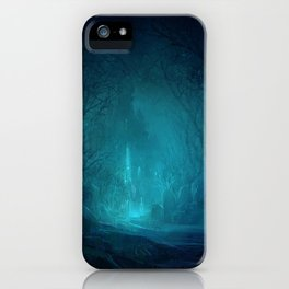 The Ice Cave iPhone Case