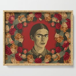 FRIDA Serving Tray