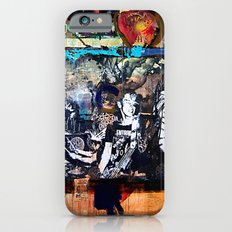 entropy poster with fake money orders asking me to ship the extra 2k to china hah Slim Case iPhone 6s