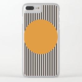 Bauhaus Art I Clear iPhone Case