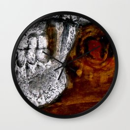 Jaw Bone Wall Clock