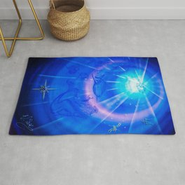 #Zodiac #sign #Pisces - #Happy #Birthday ! Rug