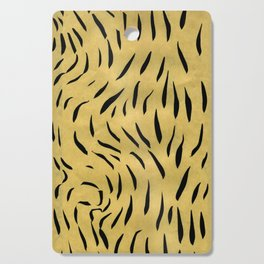 Doodle Lines Cutting Board