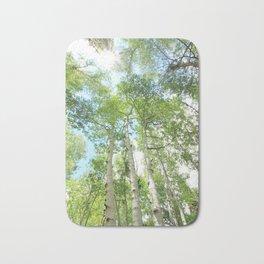 Aspen Trees Bath Mat