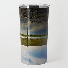 reflectively fenced... Travel Mug