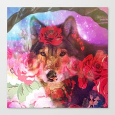 Shes A Tame Canvas Print