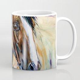 In The Eyes - Cutting Horse Coffee Mug