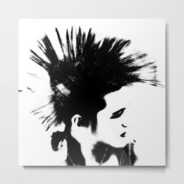 Punk! Metal Print