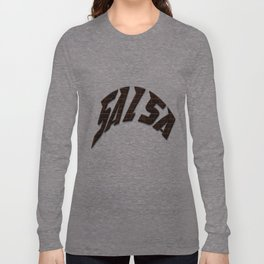 Salsa Brick Wall Long Sleeve T-shirt