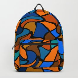 Twirling Tiles Backpack