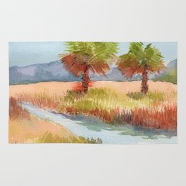 Ranch Palms Rug