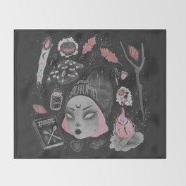 Magical ϟ Autumn Throw Blanket