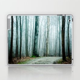 Feel the Moment Slip Away Laptop & iPad Skin