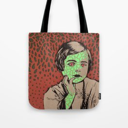 Lepper Tote Bag