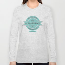 Psalm 92:5 (Retro) Long Sleeve T-shirt